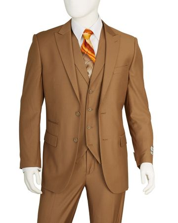 Vittorio St. Angelo Mens Suits