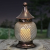 "10"" LED Classic II Candle Lantern - Battery Powered w/Timer"