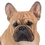 "20"" Large French Bull Dog ""Ultra-Realistic"" - Sitting"