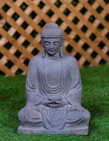 Medium Sitting Buddha Statue - Click to enlarge
