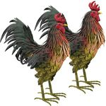 "26"" Napa Roosters (Set of 2)"