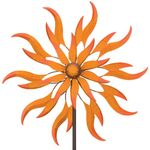 "32"" Flame Dancer Wind Spinner"