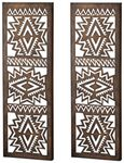 "36"" Phoenix Metal Wall Decor (Set of 2)"