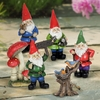 "4"" Mini Gnomes Set  (6pc)"