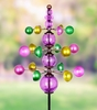 "48"" Triple Cosmic Kinetic Spinner - Purple"