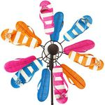 "63"" Double Flip Flop Fun Wind Spinner"