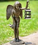 Angel Girl Candle Lantern