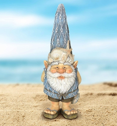 Beach Bum Gnome - Click to enlarge