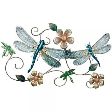 Beautiful Dragonflies Wall Art - Click to enlarge