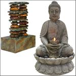 Buddha & Zen Fountains