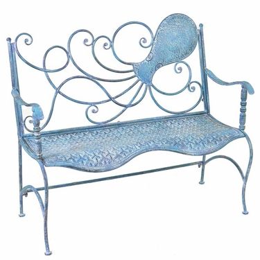 Coastal Octopus Bench - Click to enlarge