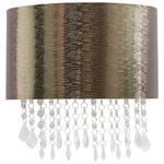 Copper Linear Textured Sconce