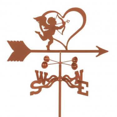 Cupid Weathervane - Click to enlarge