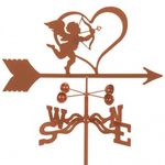 Cupid Weathervane