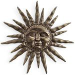 Dawn's Light Sun Wall Art Plaque