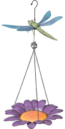 Dragonfly Bird Feeder - Click to enlarge