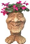 "13"" Grandpa Ace Face Planter - Stone Wash"