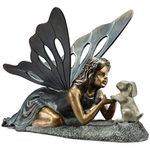 Fairy Friend Garden Sculpture
