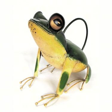 Frog Watering Can - Click to enlarge