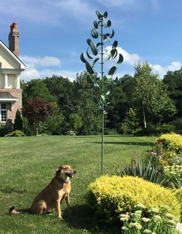 10 Ft. GIANT Verde Wind Spinner - Click to enlarge