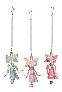 Graceful Gals Fairy Bouncy (Set of 3) - Click to enlarge
