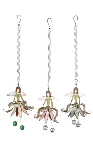 Graceful Gals Chamomile Fairy Bouncy (Set of 3) - Click to enlarge