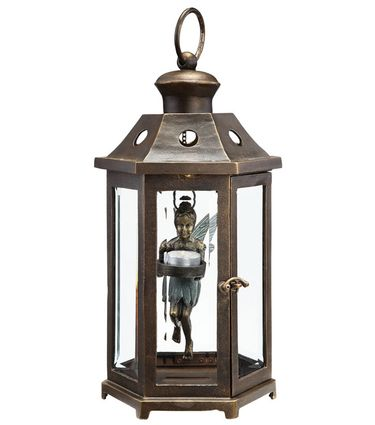 Hanging Fairy Candle Lantern - Click to enlarge