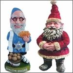 Holiday Gnomes & Statues
