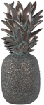 Hospitality Pineapple Wall Decor - Verde Bronze