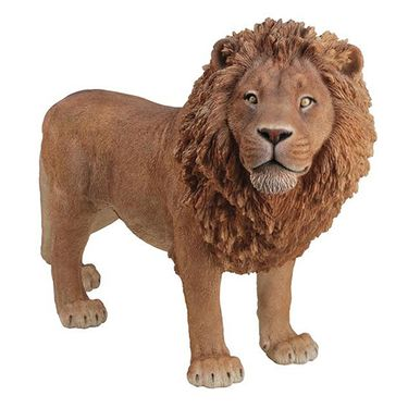 Large Lion Standing Statue