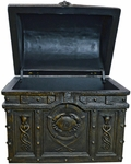 Large Nautical Treasure Chest