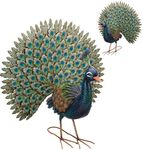 Majestic Peacocks (Set of 2)