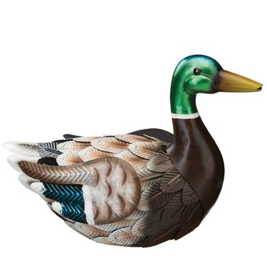 Mallard Duck Decor - Sitting - Click to enlarge