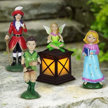 Mini Neverland Fairytale (Set of 4) - Click to enlarge