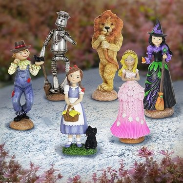 Miniature OZ Land (Set of 6) - Click to enlarge