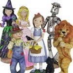 Miniature OZ Land (Set of 6)