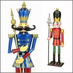 Nutcrackers & Toy Soldiers