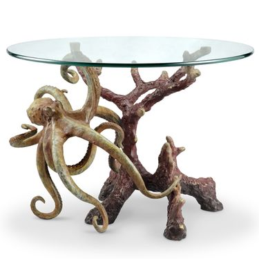 Octopus Coffee Table - Click to enlarge