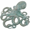 Octopus Wall Decor - Shipwreck Finish