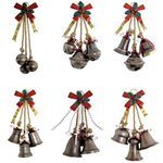 Old World Christmas Bells (Set of 6)