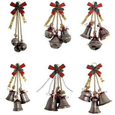 Old World Christmas Bells (Set of 6) - Click to enlarge