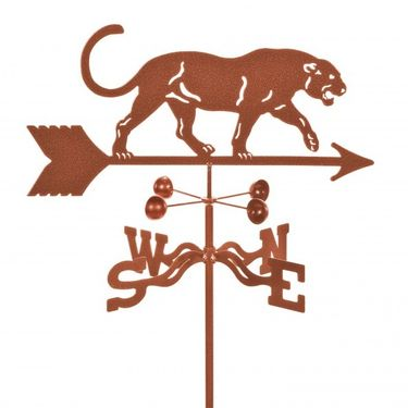 Panther Weathervane - Click to enlarge