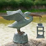 Pelican Candle Lantern