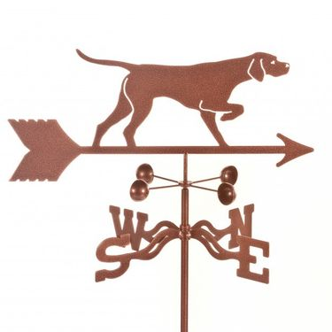 Pointer Dog Weathervane - Click to enlarge