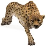 "Prowling Cheetah Statue ""Ultra-Realistic"""