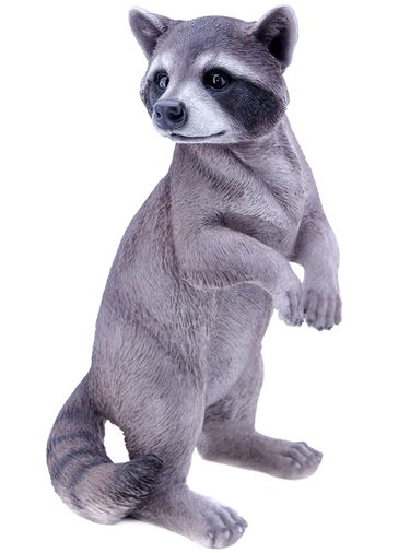 Raccoon Statue - Upright