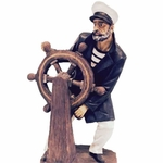 Sea Captain Statue