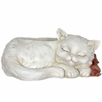 Sleeping Cat Flower Pot