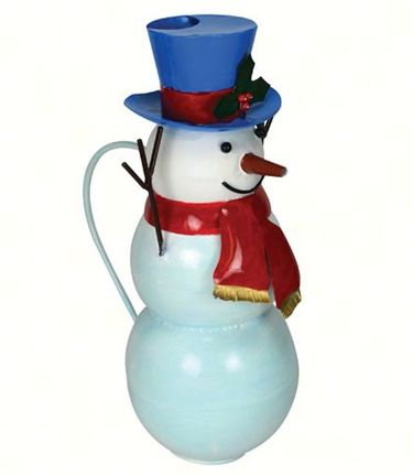 Snowman Watering Can - Click to enlarge