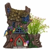 Solar Fairy House Planter